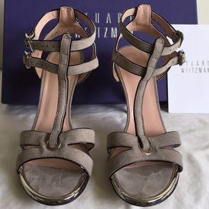 Stuart Weitzman  designer shoes/sandals
